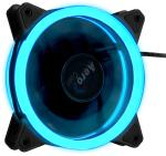 Вентилятор 120*120*25мм Aerocool REV Blue, 1200rpm, 0.4А, 3pin/4pin(molex), ...