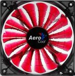 "Вентилятор 140*140*25мм Aerocool Shark ""Devil Red Edition"", 800..1500rpm, 0...."